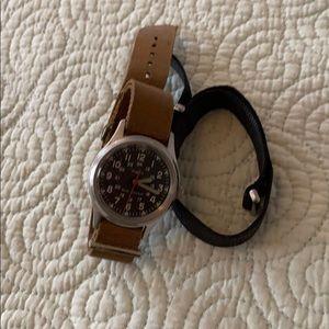 Timex watch for jcrew